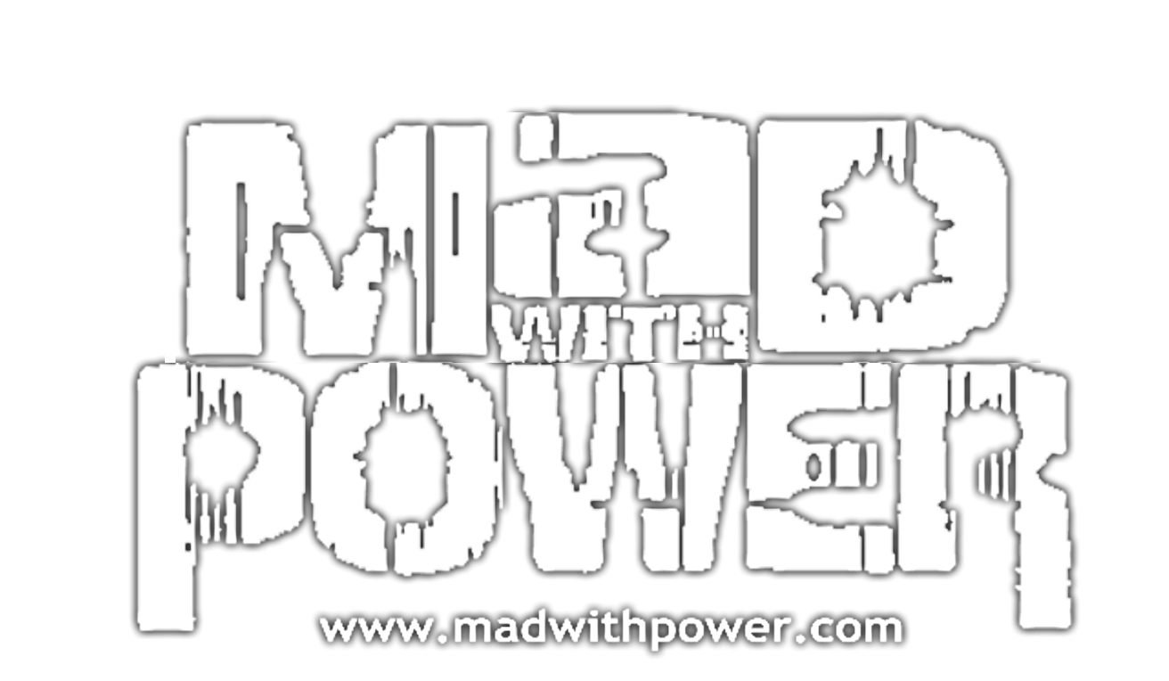The Official Mad With Power Gasparilla Logo!